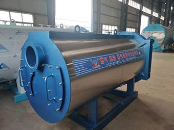 WNS系列卧式燃油气蒸汽锅炉