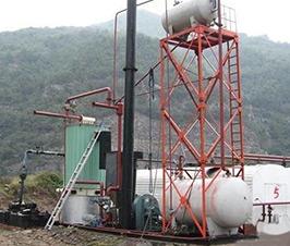 燃煤导热油锅炉客户见证